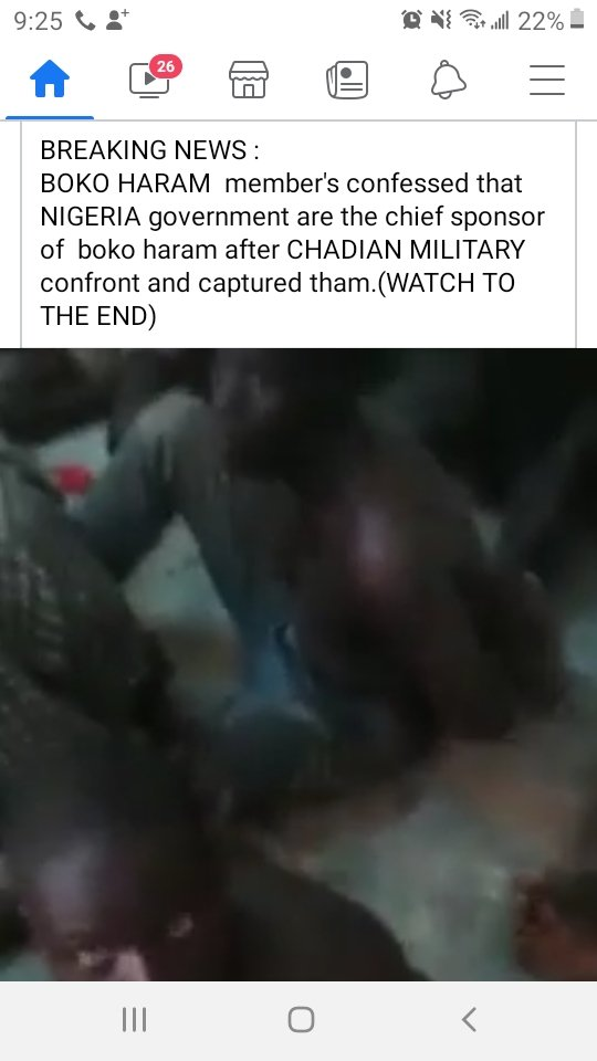 And I hope the Chad leaders communicate this to the USA and Israel!  @realDonaldTrump @ChuckGrassley @SenJoniErnst @USArmyAfrica @AsstSecStateAF @SecPompeo there is a video made  by Chad that shows boko haram prisoners admitting Nigerian government supports terrorists