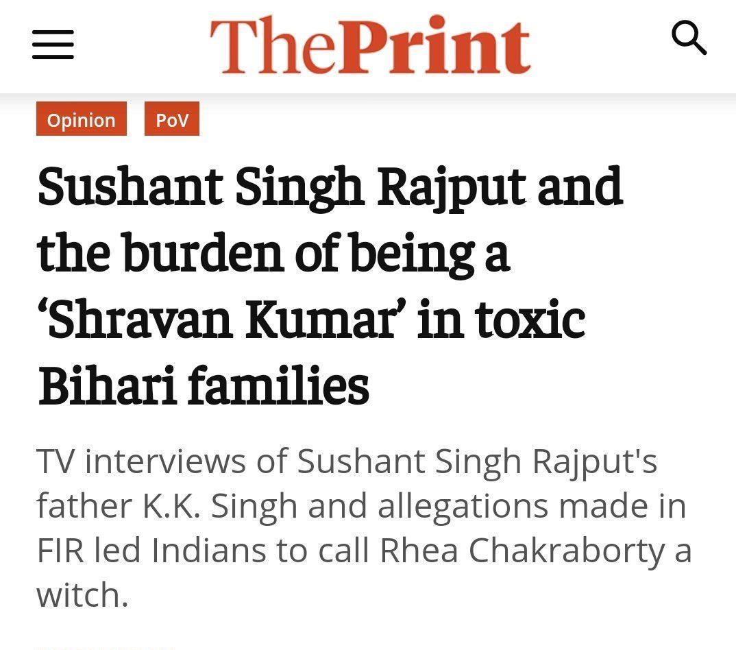 @ShekharGupta Stories that matter ?? Really?? You call this toxic writing journalism ?
