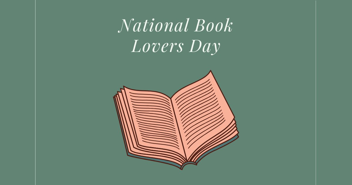 Today is #NationalBookLoversDay! What are you reading, Arizona?