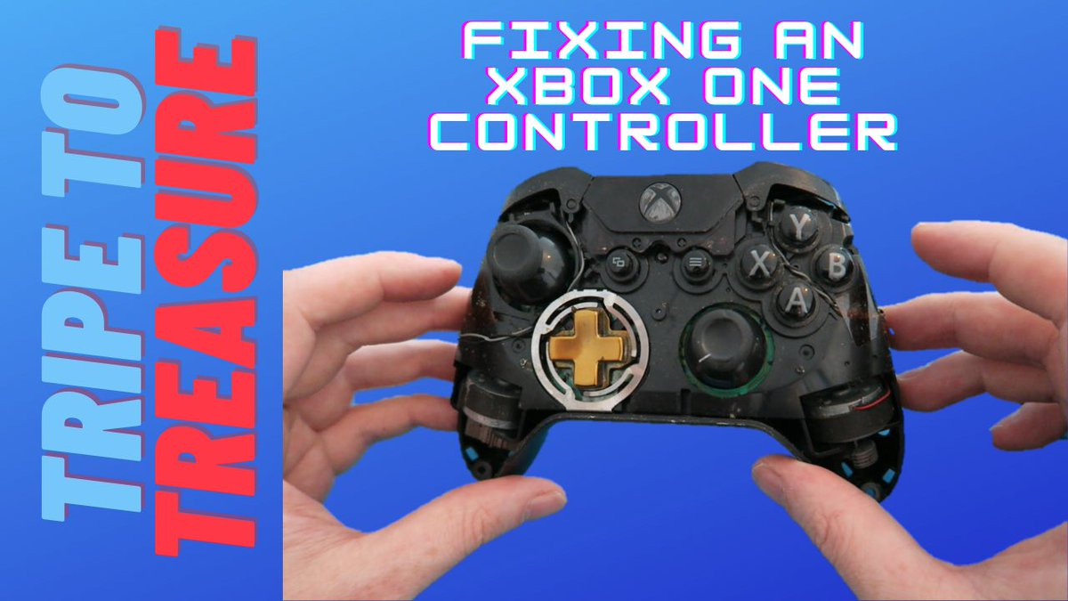 The next episode of tripe to treasure is here if you're arsed. Head over and give me a like man! Tripe to Treasure: Fixing XBOX one Controller Part 1  #electronicrepair #fixit #repair #geordie #youtubereview #fixingthings #fixing #xboxcontroller
