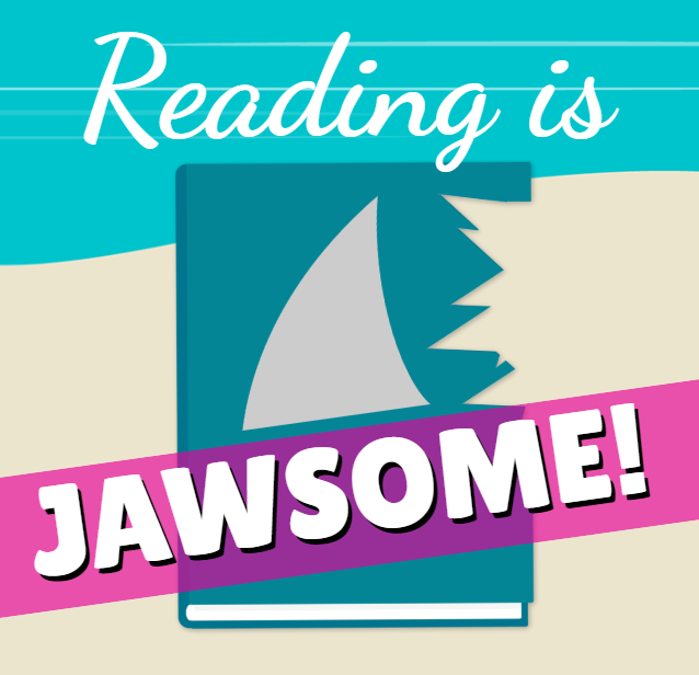 Take a bite out of a good book! We dived deep into our collection to find you the best books for #SharkWeek. 🦈Check them out here: