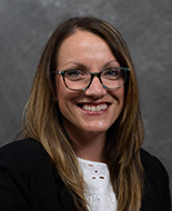 Get to know the new assistant principal at Tech, Molly Kensy!