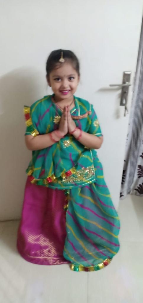 @myogiadityanath @UPSRTCHQ Happy Rakhi from my daughter to you Yogi ji. Har bacchi aap mein apna bada bhai aur saviour dekti hai