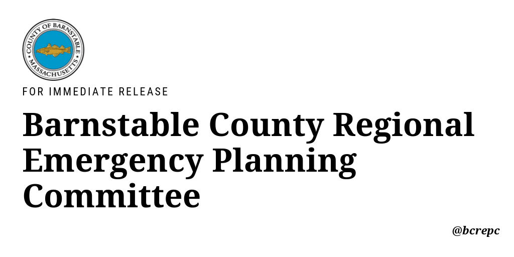 #Isaias was downgraded to a tropical storm. Citizens should still prepare for potential wind impacts + possible, scattered power outages Tues PM.  Read details from #BarnstableCounty Regional Emergency Planning Committee's call this morning:    #BePrepared