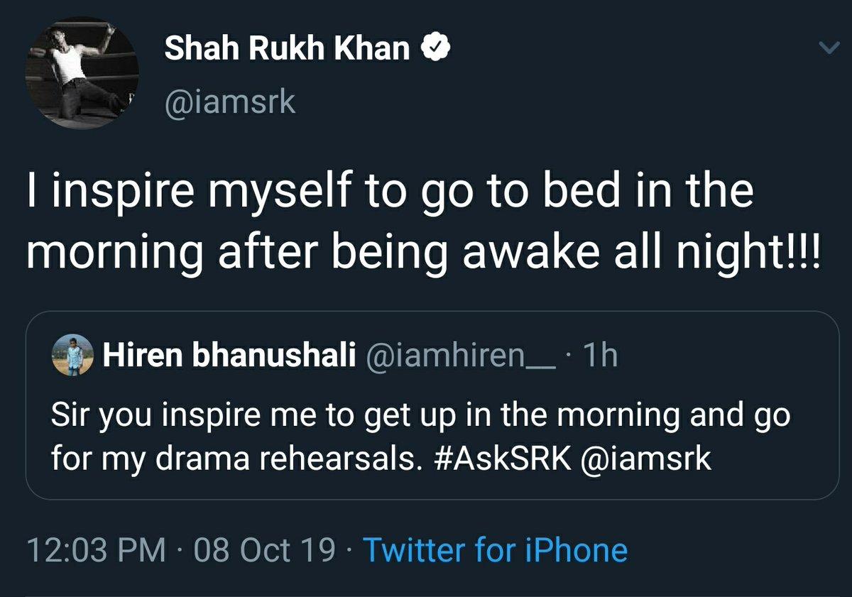 Same @iamsrk , same.