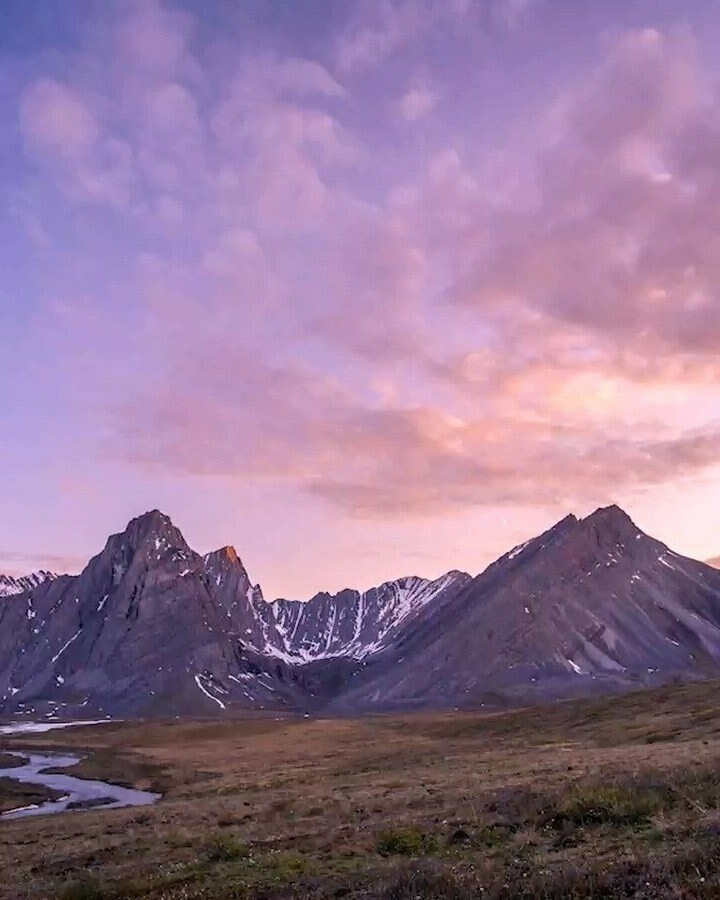 This is the amazing result of a super cool media tour we facilitated with help from our partners last year. Damn the Arctic is an incredible wilderness destination. Most Awesome Nate and Autumn 💜check out the short video @thejournaloflosttime -