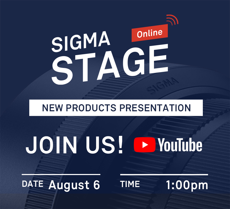 RT @SigmaImagingUK: Exciting news folks! SIGMA has another new product announcement this Thursday at 1pm! Join us at the link below to watc…