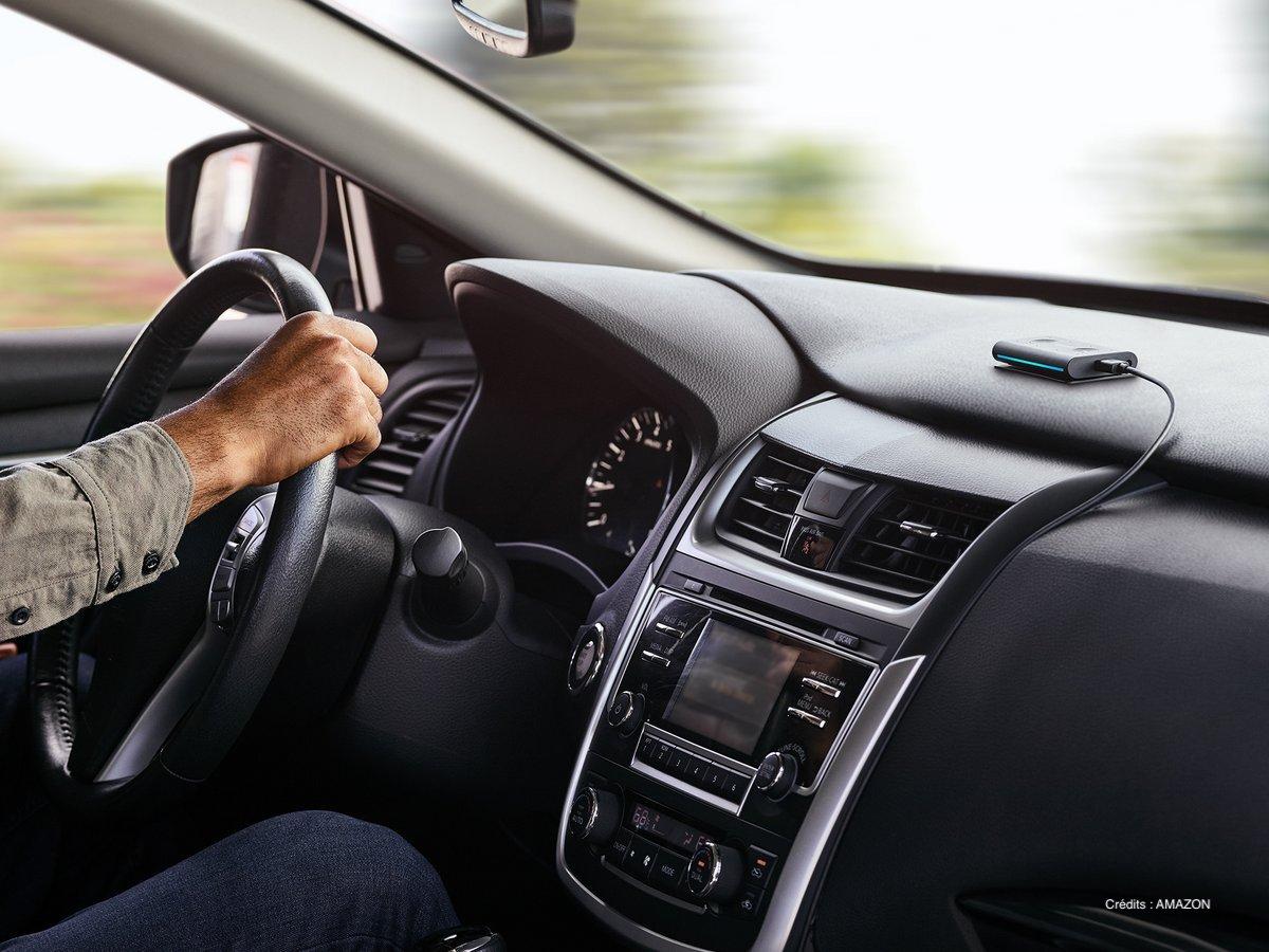 """Bonne nouvelle 🗣 APRR lance sa Skill """"Aires d'Autoroutes"""" sur @alexa99 ! Un copilote vocal qui vous permet de choisir vos lieux de pauses en fonction des services recherchés . Ne vous souciez plus de rien... Sauf de la conduite !"""
