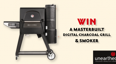 Want to WIN a @Masterbuilt Digital Charcoal Grill & Smoker? 🔥  We've teamed up with @unearthedusa to give away this AMAZING prize! 🎉  Enter NOW ➡️