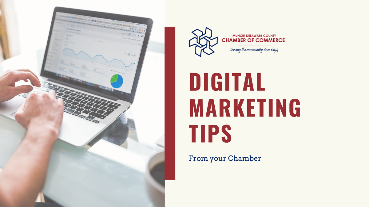 Need tips on digital marketing? Read this month's blog!