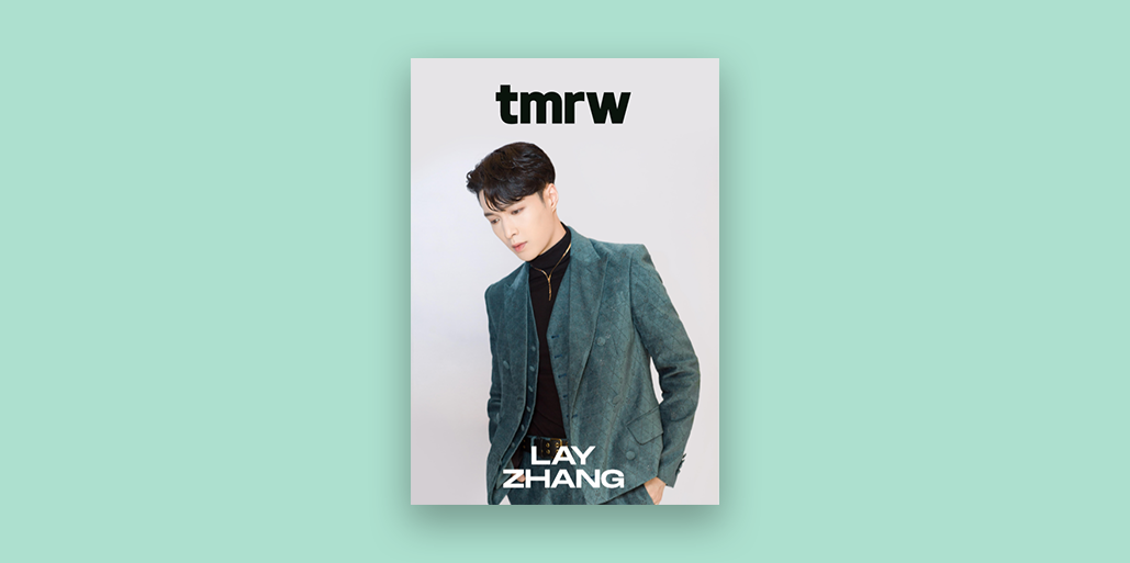 The tmrw bespoke Lay Zhang issue is now available for pre-order, running at 100 pages featuring exclusive images and a tell-all interview. Grab a copy now:  #LAY #layzhang #zhangyixing @layzhang