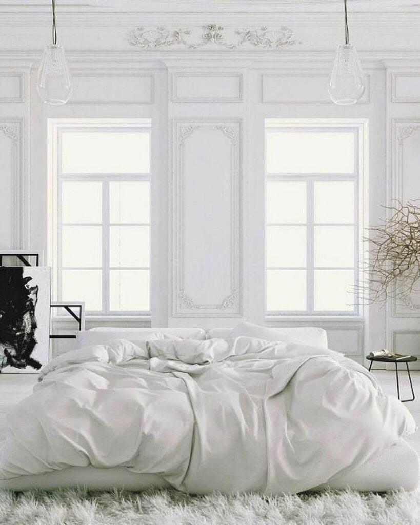 sweet dreams via @vogueandchocolate #bedroomcrush ♡  #goodnight #night #nighttime #sleep #sleeptime #sleepy #sleepyhead #tired #goodday #instagood #instagoodnight #nightynight #lightsout #bed #bedtime #rest #nightowl #dark #moonlight #moon #o…