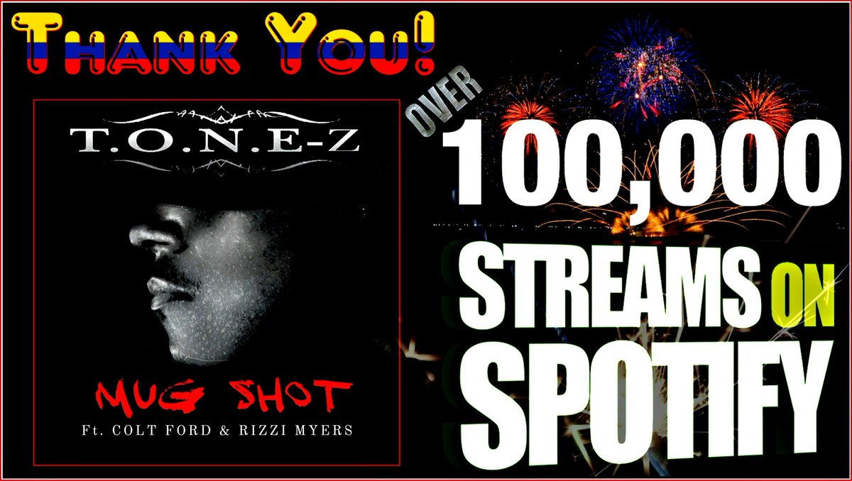 Chea Shun!!! Over 100,000 #spotify #streams !! #nocap #facts @coltford @RizziMyers @gangstagrass #hiphop #country #bluegrass