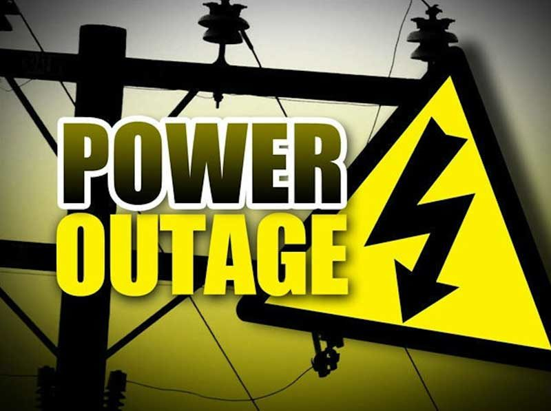 Planned Power Outage - Cherokee - August 4, 2020