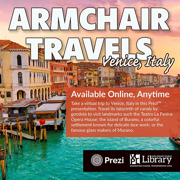 Do you dream of visiting faraway places? Then Armchair Travels is for you! See the sites and learn about the history, culture, and lifestyle of lands both near and far. You can find Armchair Travels at  ⤵️