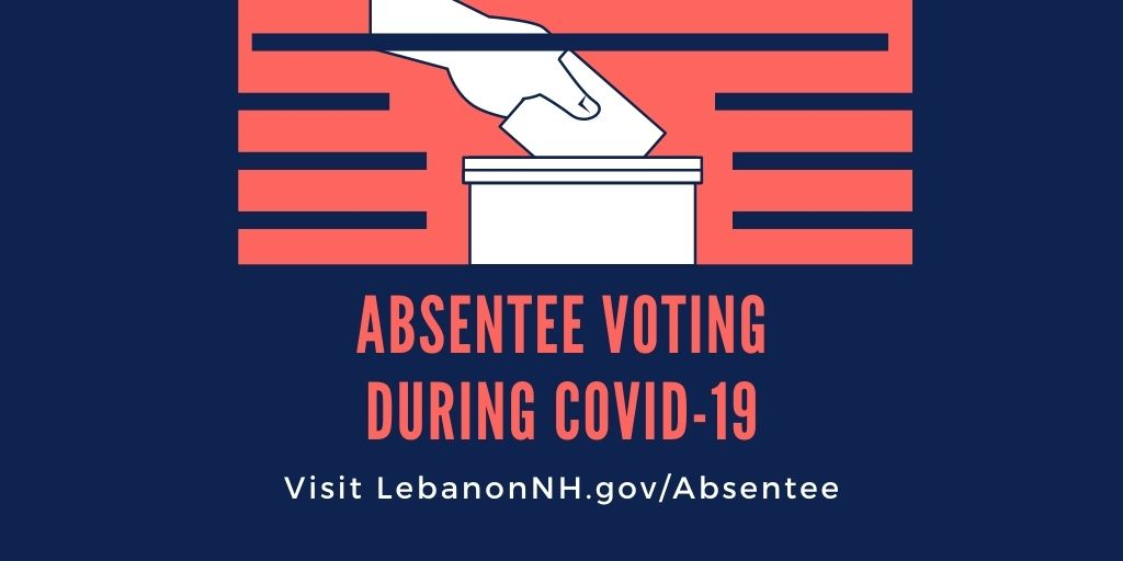 Absentee ballots are now available. Anyone concerned about voting during the COVID-19 crisis may request an absentee ballot which can be returned by mail. Find out how to request, return, and track your absentee ballot at