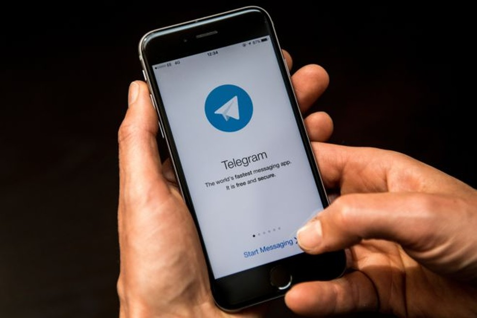 Receita Federal lança canal de atendimento no Telegram para serviços relacionados ao CPF, como atualização de dados e pedido de 2ª via  #G1