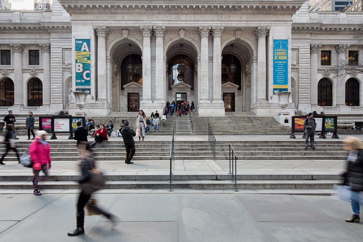 RT @LibraryJournal: New York Public Library reveals the top checkouts during the shutdown