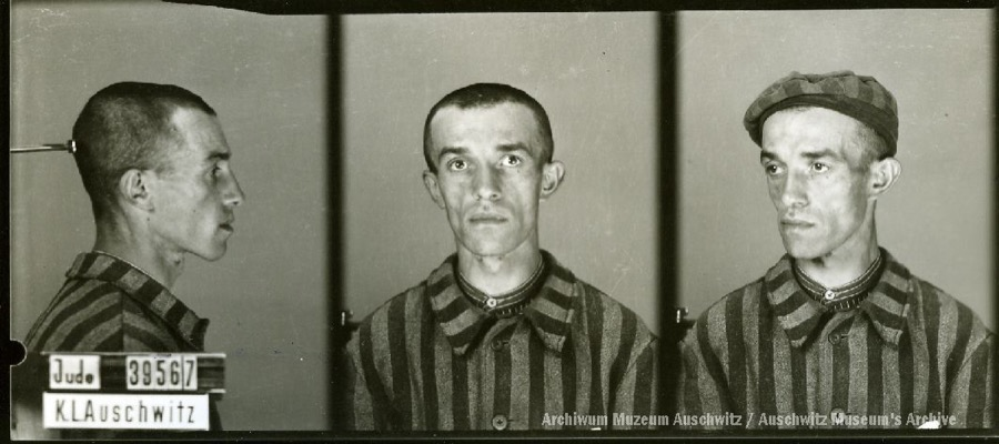 3 August 1904 | Polish Jew Chastel Goldschneider was born in Krakow. A worker.  In #Auschwitz from 17 June 1942. No. 39567 He perished in the camp on 23 June 1942.