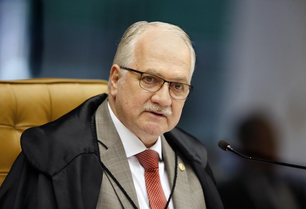 Fachin revoga decisão de Toffoli que ordenou forças-tarefa da Lava Jato a compartilhar dados com a Procuradoria Geral da República  #G1