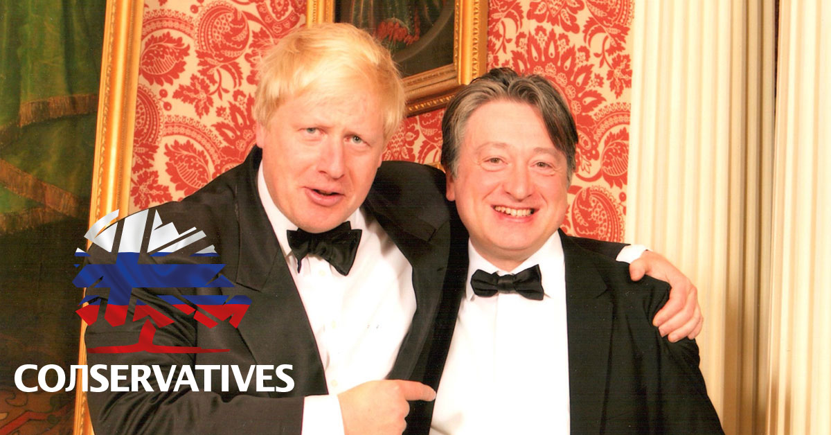 Russian donations to The Conservative Party A THREAD  We have already detailed how Russian money has been funnelled into individual MPs  But how much money from Russian interests has been channelled to the Tory party?  It's a lot 🇷🇺💵💵  /1   #RussianInterference #ToryCorruption