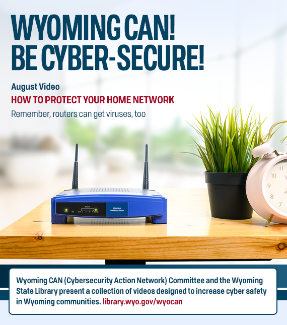 How to protect your home wireless network   Librarians -- check out this