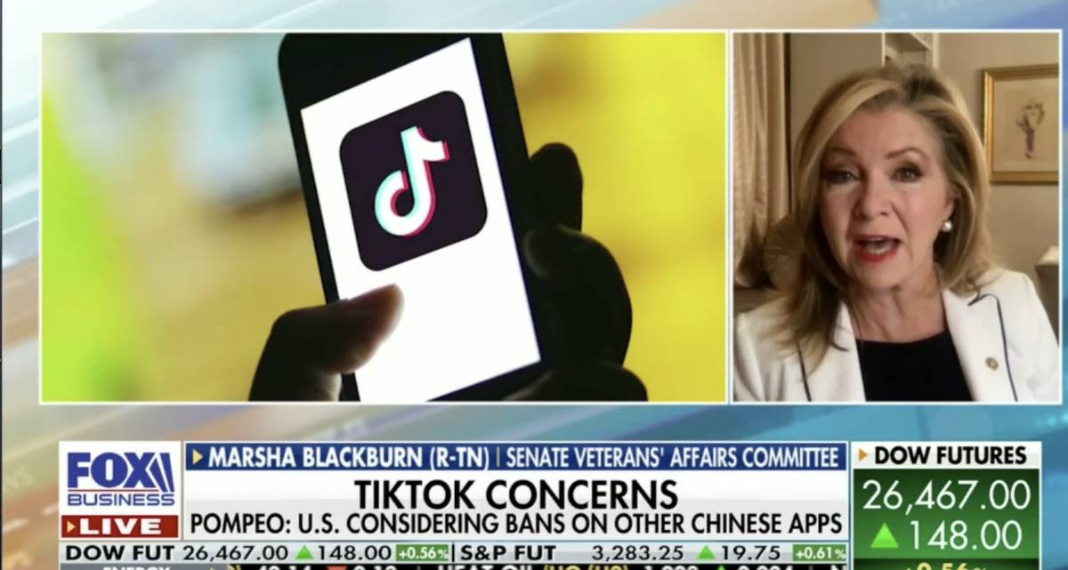 If you're on TikTok, the Chinese Communist Government owns the 'virtual you.' Beijing is building a repository of images and data and can force ByteDance to hand over your personal information.
