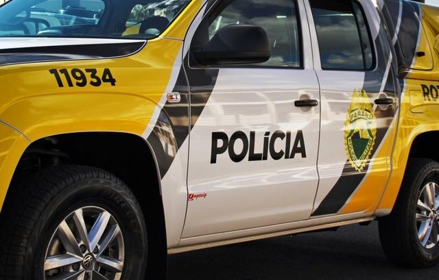 Dois PMs são presos suspeitos de beber cerveja durante o trabalho, em Quedas do Iguaçu #G1 #G1PR