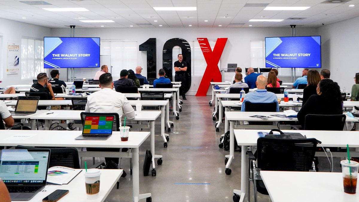 Here's a look back at Cardone Ventures's 10X 360 event last week.   Learn more about 10X events: