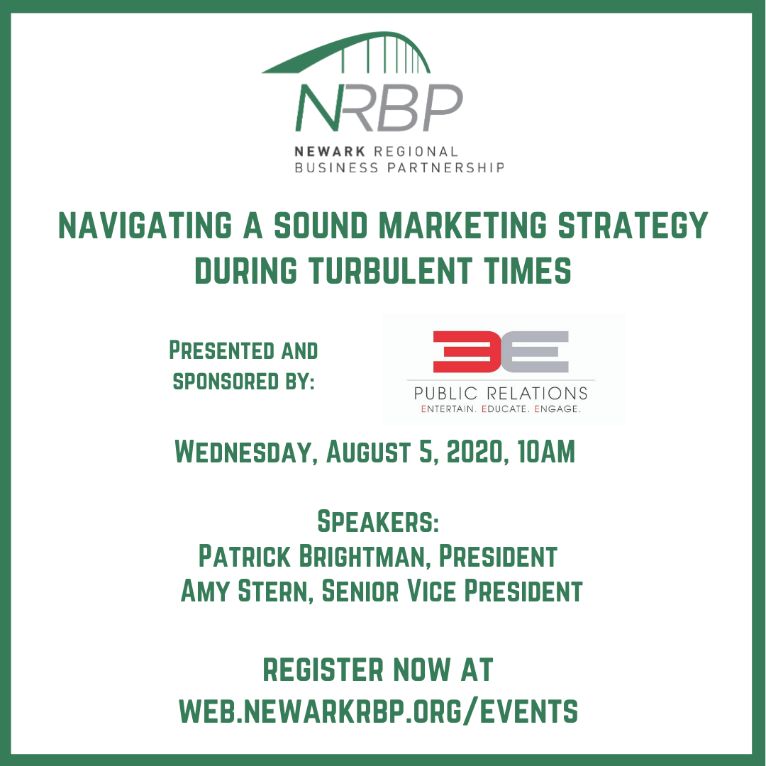 Marketing still matters! Sign up now for tips and tricks from #NRBP member @3E_PR!
