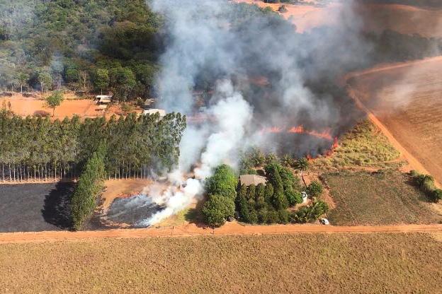 Pantanal tem o mês de julho com mais focos de incêndio desde início das medições feitas pelo Inpe  #G1