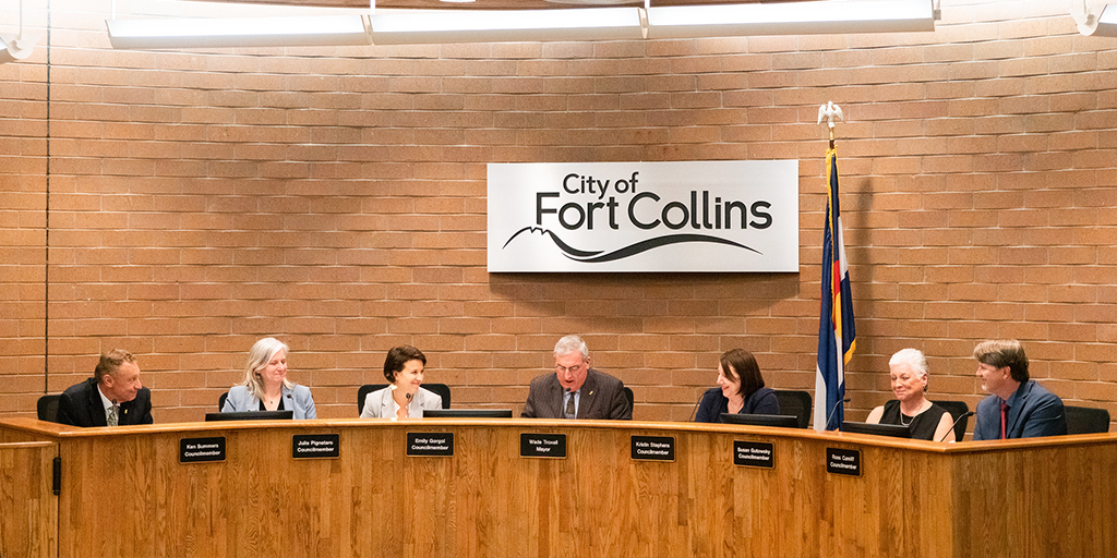 📢 Council will hold a Special Meeting at 4 p.m. today to discuss remote participation of Council Meetings & the proposed Larimer County Behavioral Health Center. Participate online at . 🙋🏾♀️🙋🏼♂️  📺: Channels 14 & 881 💻📱: