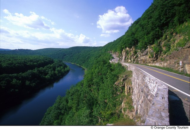 It's another beautiful day in Orange County, NY! Whether hiking, biking, dining, or relaxing, this is the place to be!