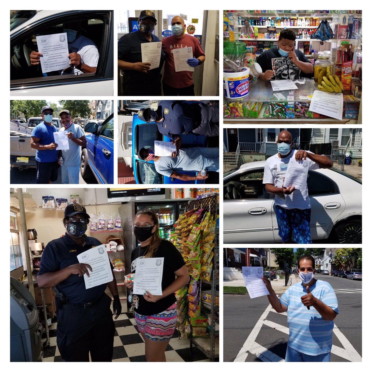 2nd Precinct Community Service Officer Rich Conducts Community Outreach  via @Nextdoor