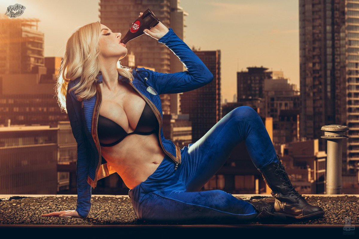 It's 111 in Phoenix today and I could use an ice cold Nuka Cola 🥵🥵🥵  📷 @davidlovephotog