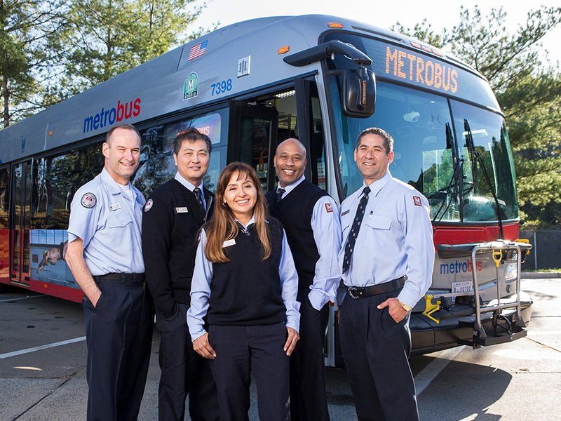 Looking to give your career a lift?  Metro is hiring Student 🚌 Metrobus Operator Trainees. Get paid to train as you become an Operator in as little as 10 weeks!  Learn more and apply online for immediate consideration at 👉  #wmata