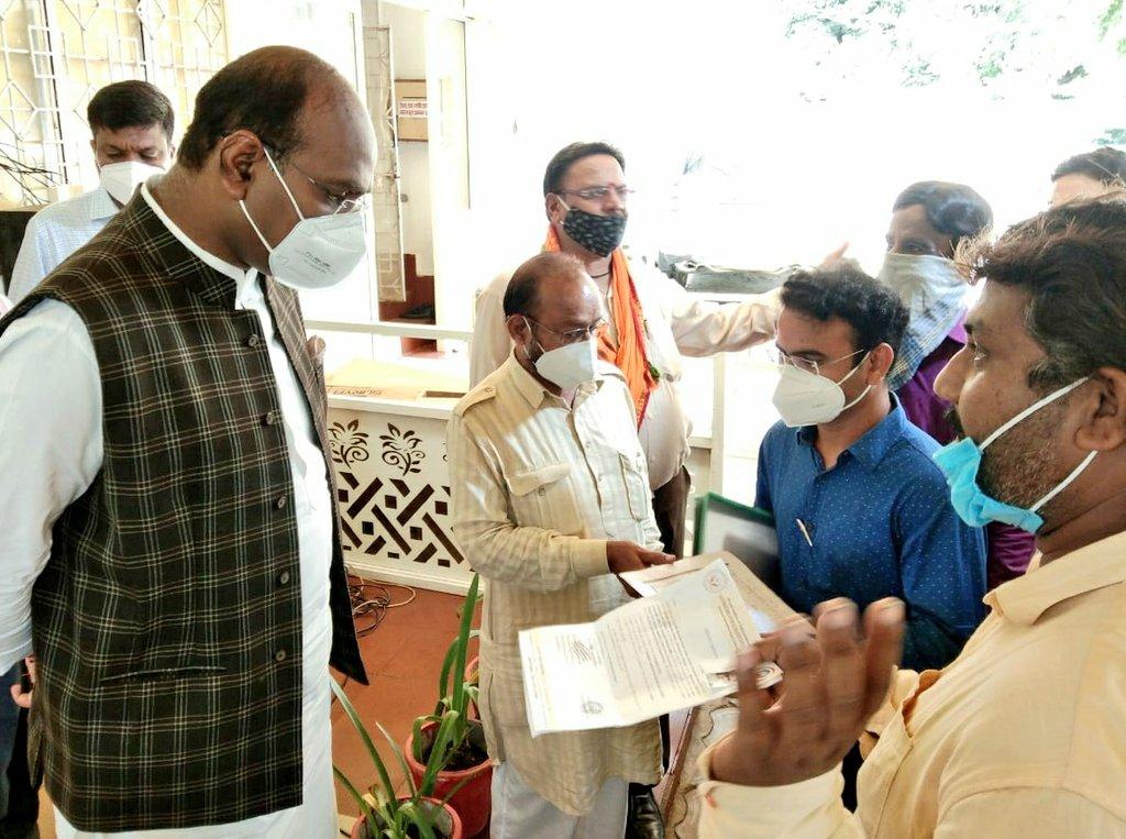 #जनदर्शन #VishvasSarang #Bhopal