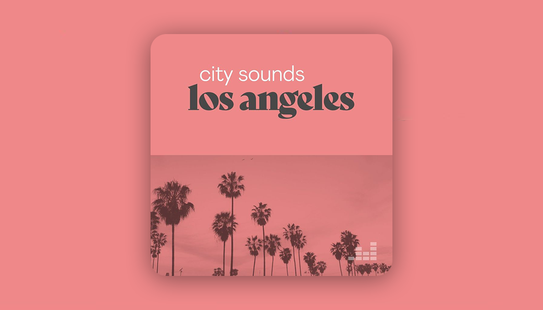 Want to experience the real L.A. without the stress of travel? ☀️  Discover the sounds of the city through our new dedicated playlist feat. @2pac, @TheBeachBoys, @ChiliPeppers and more.