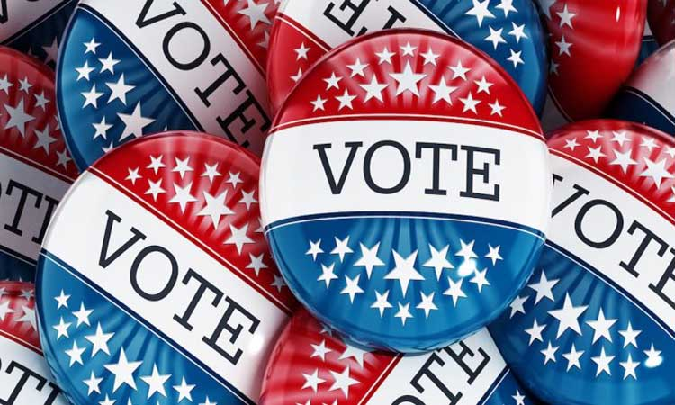 Polls are open 7am - 8pm today.