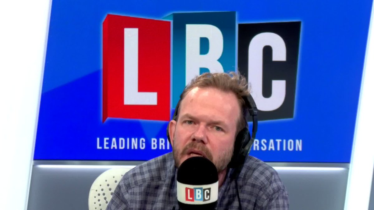 """James O'Brien on Iain Duncan Smith's tweet on the Withdrawal Agreement: """"Of all the Brexit bonkersness, this is one of the choicest morsels of utter idiocy.""""  @mrjamesob 