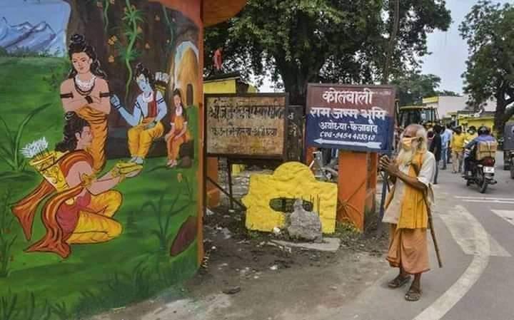 Sanatan culture is immortal due to this sentiment. 🚩 #JaiShreeRam #RamMandirAyodhya