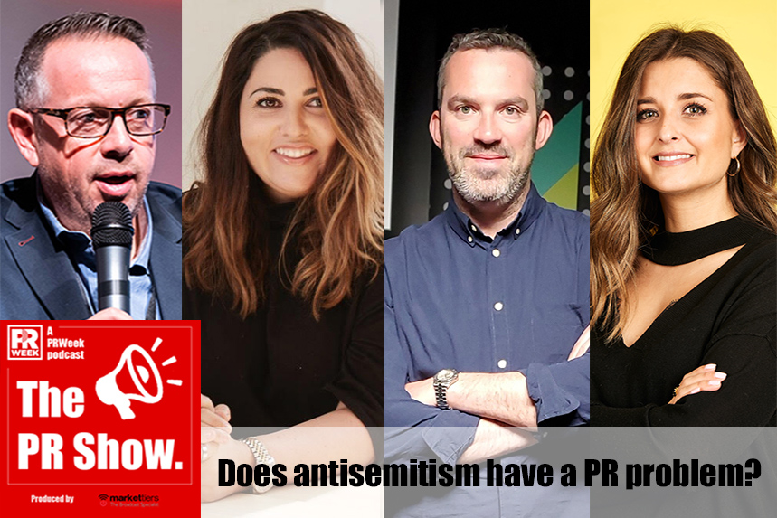 Deeply moving podcast alert: On The PR Show, PR industry leaders @goodkind @SophieRaine @DavidEFraser & @Natalie_LouiseS share personal stories about scourge of #antisemitism, the Wiley attacks & social media's response, and what PR can do to tackle issue.
