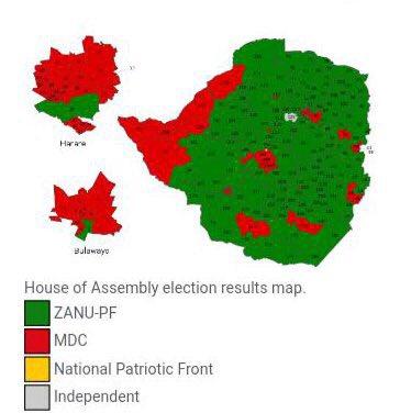 @tinashe_1 @Mike40557450 @MmusiMaimane @DrObertMpofu @Sophie_Mokoena @ZANUPF_Official The green has spoken #AllLivesMatter #AllCountriesMatter  #ZanuPFMustGoOn