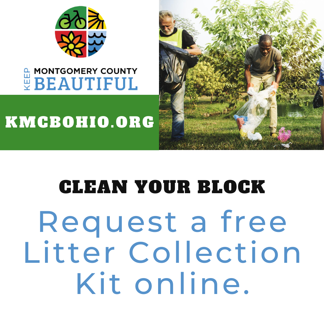 Are you a neighbor who cares, but is in need of supplies? Request a FREE Litter Collection Kit from Keep Montgomery County Beautiful. Each kit includes trash bags, a litter grabber, pair of gloves and safety vest!   Visit  today.