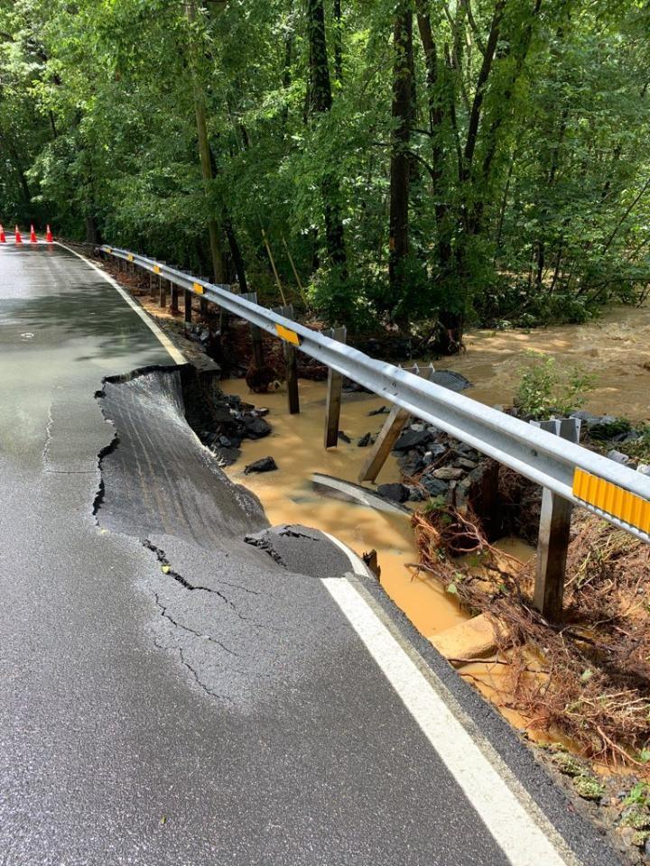 Hazardous Roadways & Closures