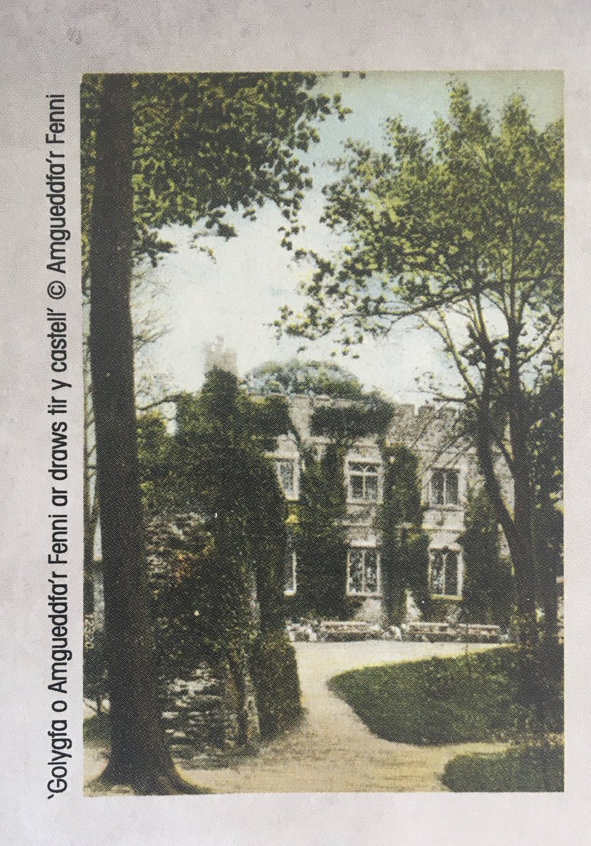 In 1880, the Marques of #Abergavenny opened the #castle grounds to the #public, with the intention of making it a place where the people of Abergavenny could go and #relax with their #families. Refurbishment included #walkways & a #bandstand. #MuseumsFromHome