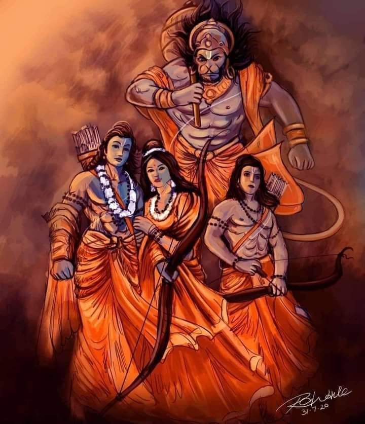 यही रात अंतिम  यही रात भारी  जय श्री राम 🙏🚩  #5_अगस्त_भगवा_दिवस