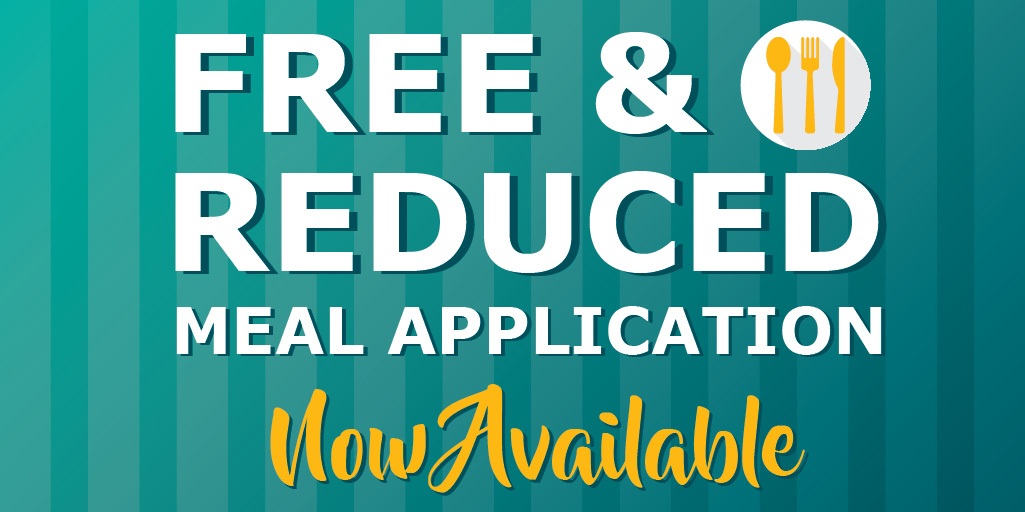Parents: Please go to  to apply for meal benefits for the 20-21 school year. Whether you choose in-person or MySchool Remote learning, you could be eligible to receive free-or-reduced price meals and reduced school fees.
