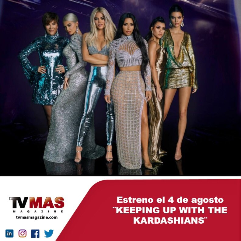 El aclamado reality show. Temporada Nº18 en Latinoamérica en E! ENTERTAINMENT. Ver más:  #TVMAS #KEEPINGUPWITHTHEKARDASHIANS #EENTERTAINMENT #KrisJenner #KourtneyKardashian #KimKardashian #KhloeKardashian #KendallJenner #KylieJenner
