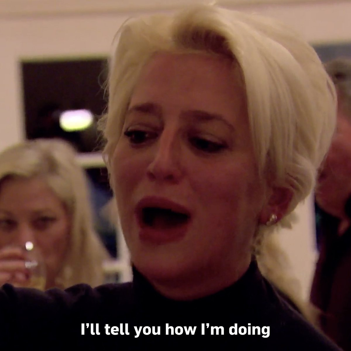 2020 as told by #RHONY